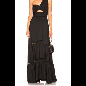 ALC Piper One Shoulder Dress